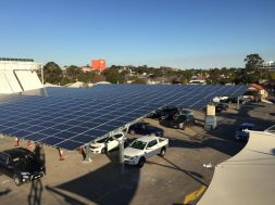 Wollongong council launches solar carpark tender