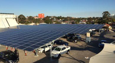 Wollongong council launches solar carpark tender