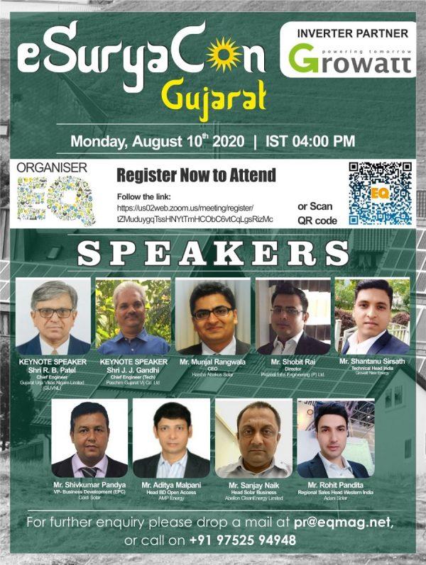EQ Webinar - eSuryaCon Gujarat