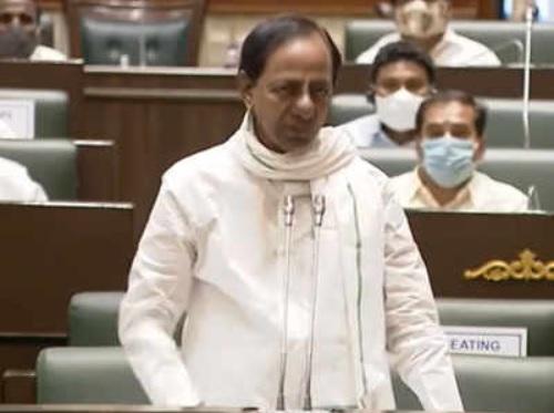 Telangana assembly passes resolution against Electricity (Amendment) Bill
