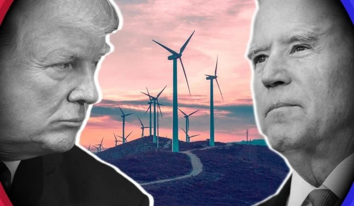 What's at Stake for Clean Energy in the US Election?