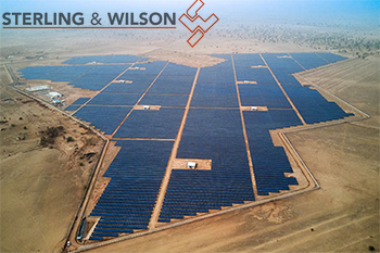 Sterling and Wilson Solar extends time for repayment of loan due from borrowers; Stock trades flat