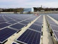 1st Turkish-made solar panels being installed in Karapınar SPP