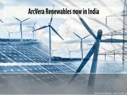 ArcVera Renewables stepped into the Indian renewable market