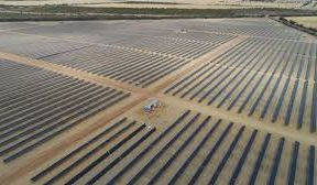 Australia's biggest solar farm sends first output to the grid
