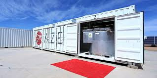 Azelio's energy storage technology shown to be significantly more sustainable than lithium-ion batteries