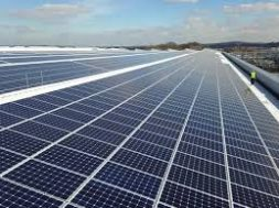Bokamoso PV solar power plant (68 MWp) goes into operation