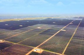 China's largest solar-plus-storage project