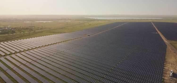EBRD, GCF & CIFs Funding Solar Plant in Kazakhstan