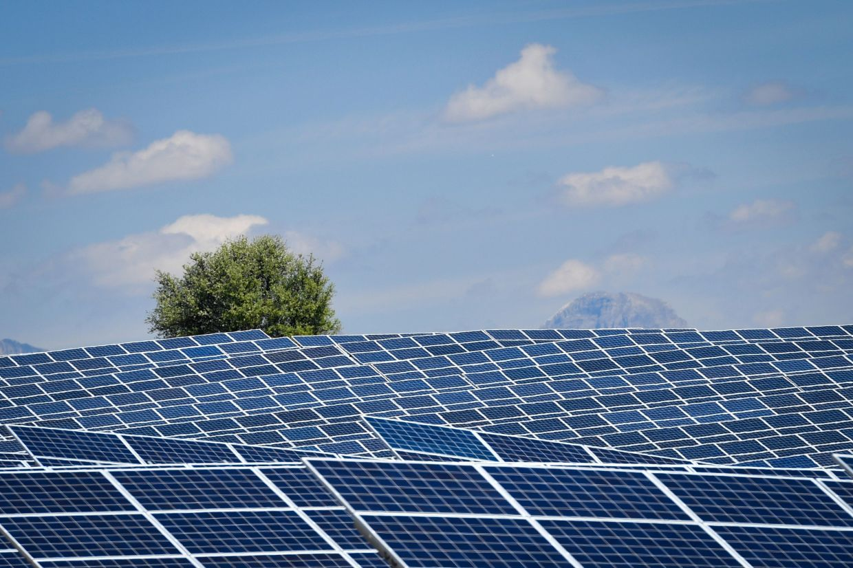 FEATURE-Sun, water and ice: Lithuania tests floating solar power