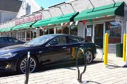 From leasing an electric vehicle to charging it