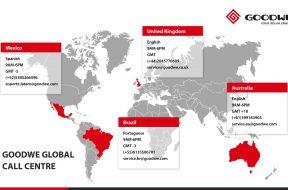 GOODWE GLOBAL CALL CENTRE