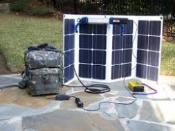Lightweight Portable Solar Power and Panels Offered By Powerenz