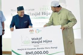 Malaysian Center Urges More Mosques to Transform into Green Mosques