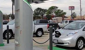 Manistee targeted to join electric vehicle charging network