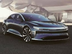 Meet the electric car which charges 20 miles per minute. 832 km range in a single charge