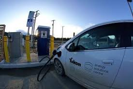 New Electric Vehicle Chargers Coming to Peel Region Français