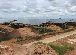 Pursat solar farm in test phase