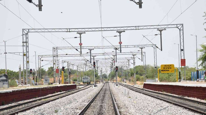 RITES bags contract worth Rs. 475 crore for Railway Electrification works