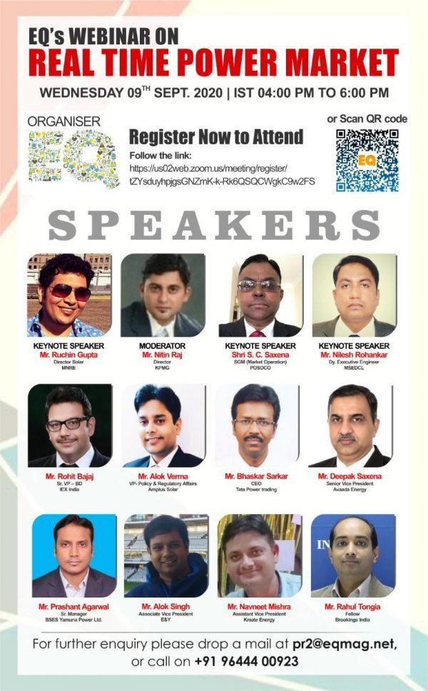 EQ Webinar on RTM / GTAM India