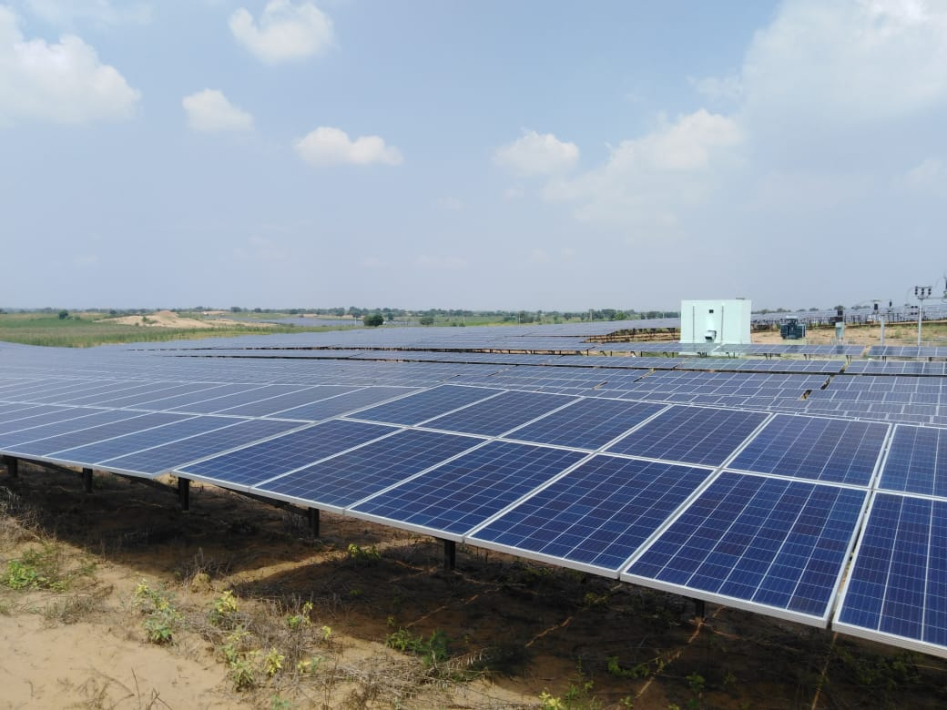 Rays Experts makes Haryana's Siwani Atmanirbhar with 10 MW Solar Park; to add another 30 MW in capacity