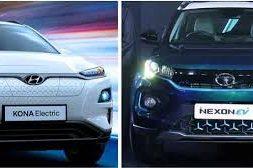 Tata Motors, Hyundai to supply Nexon and Kona EVs for government use