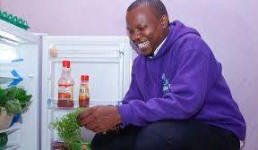 The solar fridge helping African entrepreneurs living off the grid