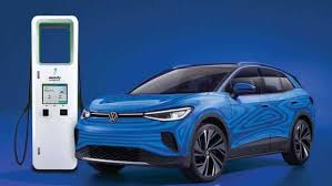 Volkswagen offers free charging for ID.4 electric SUVs in this country