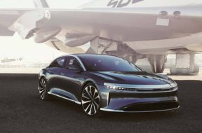 World's fastest charging electric vehicle Lucid Air launched
