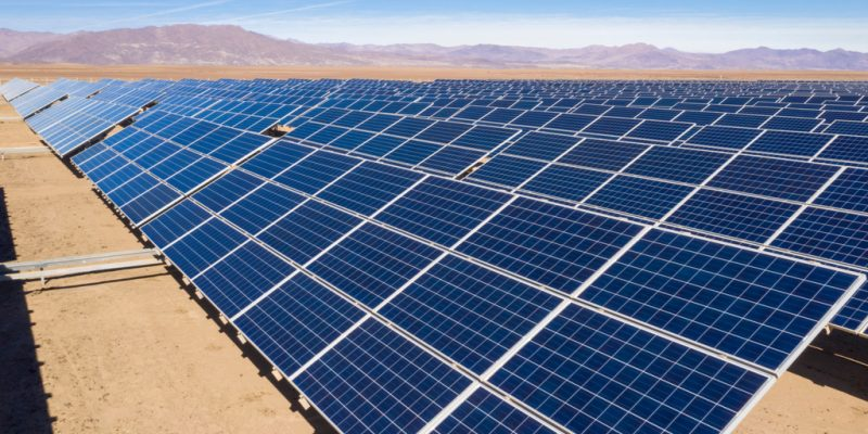 Andhra govt to seek financial support from Centre for 10K MW solar plants