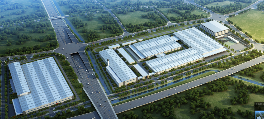 XPeng Announces Cooperation Agreement for New Smart EV Manufacturing Base in Guangzhou