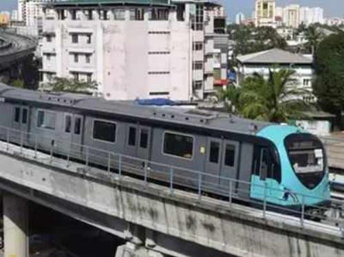 Kochi Metro Rail Limited on its way to achieving 60% energy neutrality by utilising solar energy