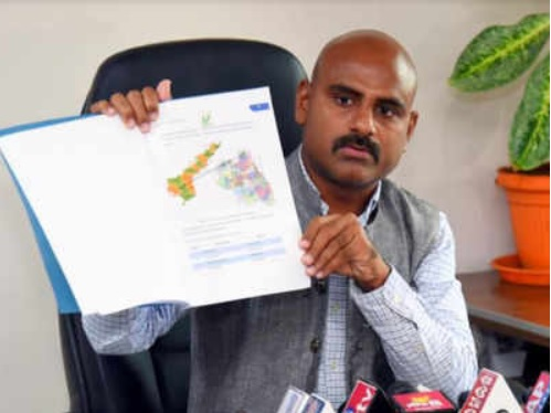 Andhra Pradesh to set up hydro power storage plants: NREDC MD Ramana Reddy