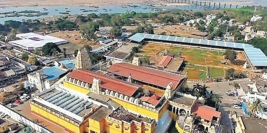 In a first, Bhadrachalam Ramalayam temple in Telangana to get solar power units