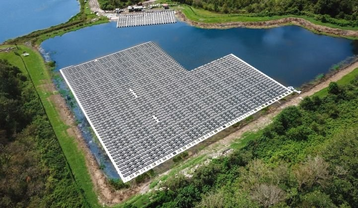 Duke Plans Largest Floating PV Project in the Southeast