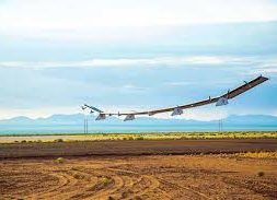 Alphabet and SoftBank's solar-powered drone provides first LTE connection