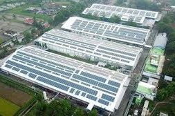 Biggest Solar Rooftop in Central Java, Indonesia