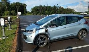Charge It Up In The Chevy Bolt EV