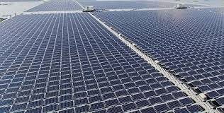 China completes its largest solar power plant
