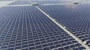 China unveils world's second largest solar power plant