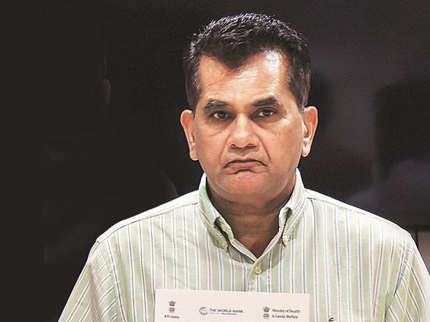 Clear 10-year Roadmap for Green Energy Needed to Boost Innovation: Amitabh Kant