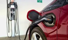 Electric vehicle charging stations to be installed in nine State Thruway lots