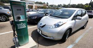 Electric vehicle charging stations to be placed about 50 to 70 km apart in Thailand