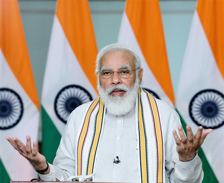 Rs 5 lakh cr invested in renewable energy sector in past decade; India becoming preferred investment destination: PM
