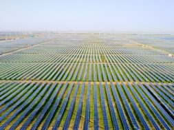 Huawei Smart PV Solution Contributes to Successful Grid Connection of World's Largest PV Plant