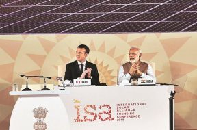 India, France re-elected as president, co-president of solar alliance