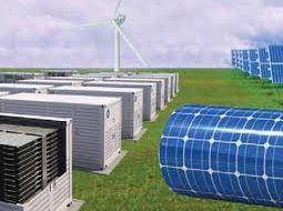 Integrating Battery Storage with Renewable Energy