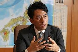 Koizumi eyes solar and wind power in parks for zero-carbon push