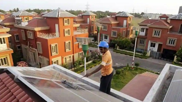 Less than 0.5% households in Maharashtra have solar home system: Report