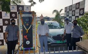 MG Motor India, Tata Power install first 50kW DC fast charging station in Nagpur